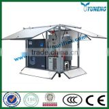 Air dry machine/air filter cleaning plant for transformer oil