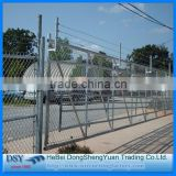 outdoor fence temporary fence/hot sale cheap road fence&used fencing for sale/used chain link fence /galvanized dog wire fence p