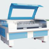 China CO2 laser engraving and cutting machine/acrylic fabric clothes engraving cutting laser machine