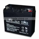 12V18AH High rate SLA battery VRLA Battery with 12V Voltage, 18Ah High-rate Capacity and T3/T10 Terminal Type