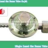 lp gas pressure regulator butane gas regulator only with ISO9001-2008