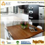 Foshan Factory Price High End Particle Board Benchtop Kitchen Cabinet