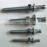 fasteners stainless steel anchor bolts
