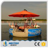 Party Grill Boat, floating bbq donut boat for sale