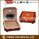 Top grade electric cigar humidor cabinet