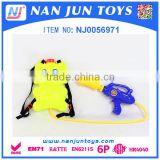 hot sale kids animal back pack water gun for sale