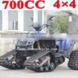 High quality new 700cc atv tracked vehicle                                                                         Quality Choice