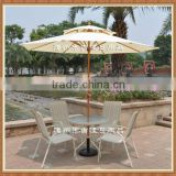 high quality big outdoor cafe umbrella