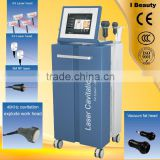 Vacuum/ Cavitation / RF / Laser Fat System Slimming Machine For Home Use / Slimming Equipment LS650 5 In 1 Slimming Machine