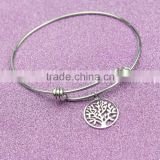 Alibaba website wire bracelet adjustable stainless steel buy now,wire adjustable bangle wholesale