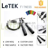 Skipping Rope fast high-grade metal bearings, best for Boxing, Crossfit, MMA and endurance fitness training