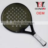 Top brand high quality beach paddle racket kevlar carbon material OEM