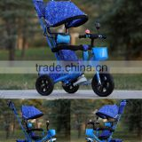 China factory oem new product 4 in 1 baby stroller 3 wheel tricycle for sale