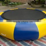 inflatable sea trampoline inflatable water trampoline lake inflatable trampoline