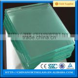 clear sheet glass / clear float glass / polished the flat /round /bevel edge / 1830*2440mm