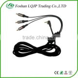 TV AV Video RCA Composite Cable Cord for PSP 2000 3000 Game Console