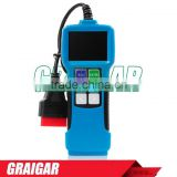 Color-screen OBD2/EOBD JOBD auto scanner tool / T80 fault code read for car engine with free update online