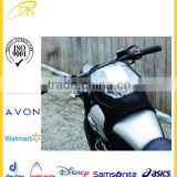 Wholesale custom waterproof motorcycle tank bag, clear pvc saddle bags for motorcycle
