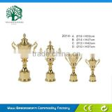 2015 Trophy Cups, Factory Supply 2015 Metal Trophy, Trophy Cup Sports Competition