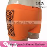 New Lady Underwear Women Cotton Panties Sexy Active Lady Seamless Boxers Comfort Lycra Bragas Calcinha Ropas