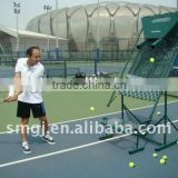 Tennis training ball machine