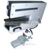 SMD led pcb cutting machine for electronic products. led cutting machine led strip fast pcb v cutting machine -YSVC-2