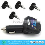 wireless tpms car tpms 12V waterproof tpms XY-TPMS403i