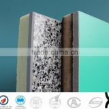 textured fiber cement decorative material wall board