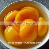 Frozen/IQF Canned Yellow Peach