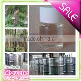 Farwell synthetic Myrcene(Beta-Myrcene)used in perfume and soap purity 78%min CAS#123-35-3