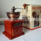 Hot Sale Household Manual Coffee Grinder Espresso hand mill