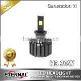 120W car led headlight kit H1 H3 H4 H7 H11 H13 9005 9006 880 D2S automotive snow mobile scooter motorcycle headlight