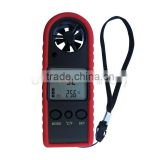 Portable Wind Speed Measuring Device Anemometer USB Handheld Wind Speed Meter