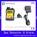 Factory sell industrial co2 generator carbon dioxide alarm CO2 = 0-5% vol with NDIR sensor
