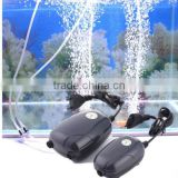 Mini High Energy Efficient Aquarium Oxygen Fishbowl fish Air Tank Pump Super Silent 3W/5W