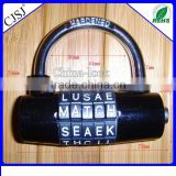 Factory wholesale TSA luggage 5 letter number combination door lock
