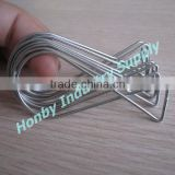 Figure 8 hook Metal Suspended Wire Ceiling Clips