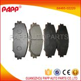 front disc brake pads for toyota prius 04465-02220