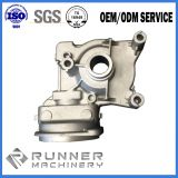 Die casting oil pump