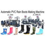 PVC GumBoots Injection Moulding Machine Rain Boot Making Machine