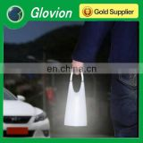 Glovion hang handle light led rechargeable light light for camping