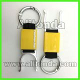 Custom cartoon bottle buckle carabiner for travel