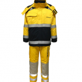 protective workwear uniforms industrial safety fire resistant workwear
