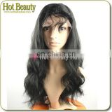 Hot Beauty Company 12-32 Inches Full Lace Virgin Human Hair Jewish Wigs