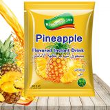 pineapple flavored instant fruit drink powder