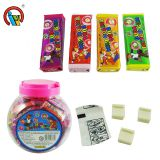 Confectionery Tattoo China Bubble Chewing Gum Candy