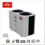 RMRB-10SR-2D 38kw 380v heater pump Max output water temperature 60 degree centigrade for laundry shop