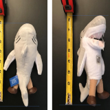 Plush Toy Shark