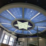 Led Light Box Sound-absorbing High Tensile Strength