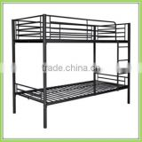 Bedroom Furniture Type and Modern Appearance Metal Bunk Bed